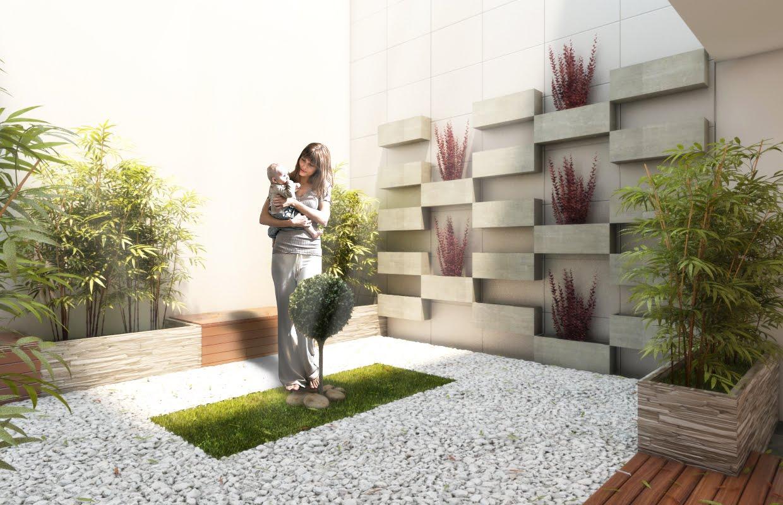 Consejos Para Construir Tu Jardin Zen Empresasdejardineriacl - Jardin-interior-zen
